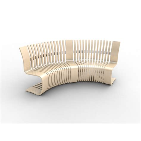 Banc E by Banc 233 Co Design Pliable Et Modulable