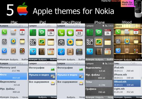 themes iphone s40 5 apple themes by bodik87 on deviantart