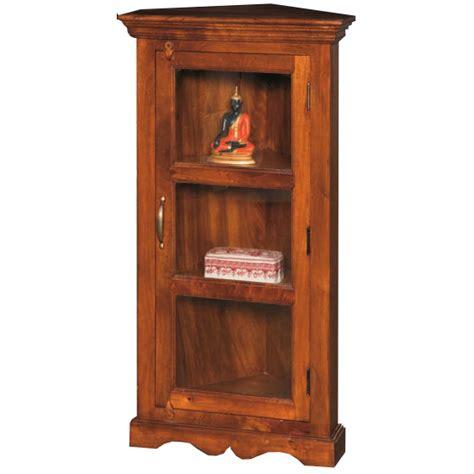 mobili ad angolo mobiletto ad angolo etnico mobili etnici legno massello