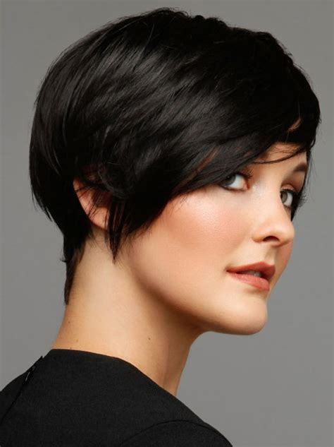 Easy layered hairstyles for short hair pinterest short hairstyles