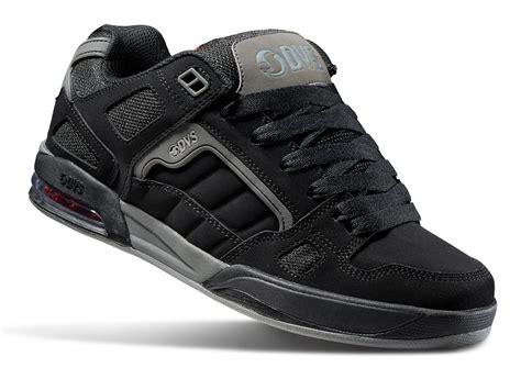 bmx shoes dvs skate shoes drone black charcoal nubuck bmx