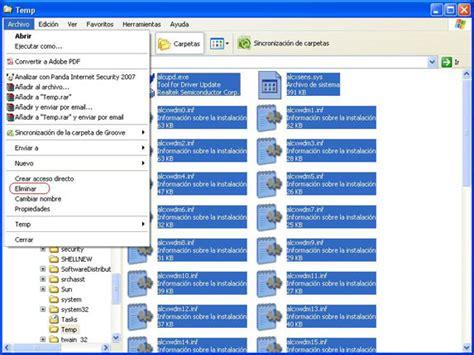 archivos temporales de imagenes eliminar archivos temporales del pc taringa