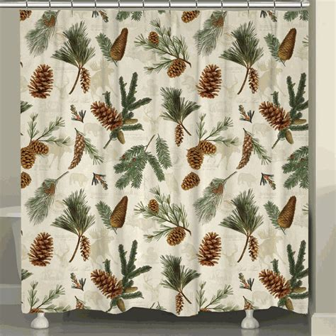 Wildlife Shower Curtains Wildlife Shower Curtains Wildlife Shower Curtains Everything Log Homes Styles 2014 Rustic