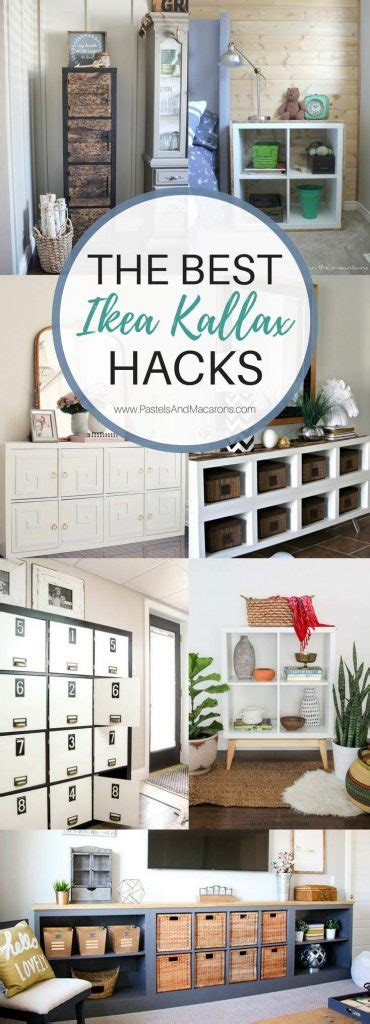 best hacks the best ikea kallax hacks and 20 different ways to use them