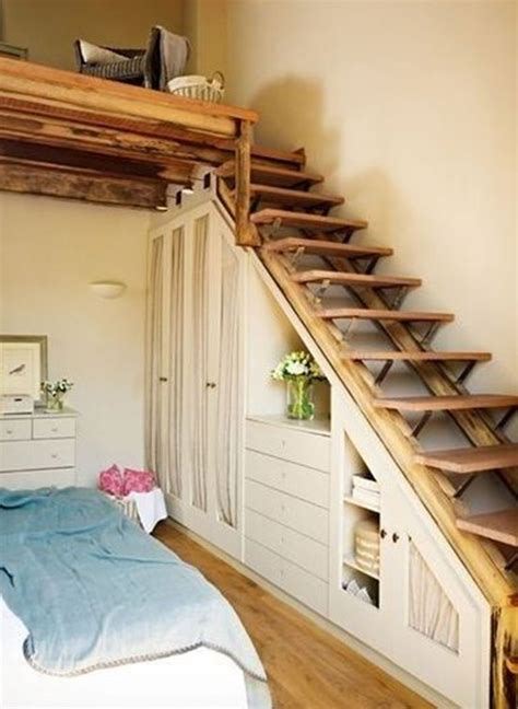 Bedroom Storage Stairs 37 Functional And Creative Stair Storage Ideas