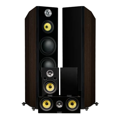 fluance signature series hi fi 5 0 surround sound home