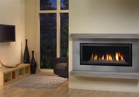 modern fireplace gas regency horizon hz40 modern gas fireplace contemporary
