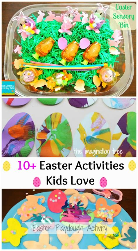 10 Free Activities To Enjoy by 10 Easter Activities Fspdt