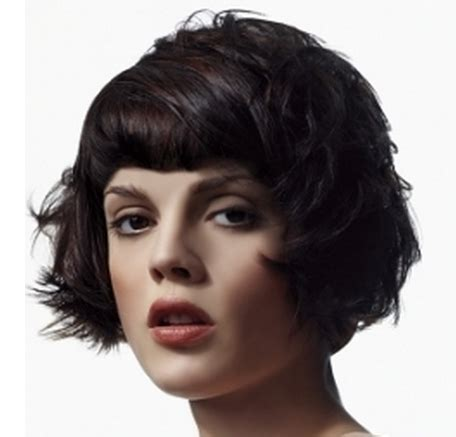 ordinary women with layed hairstyles women layered bob hairstyle with long bang png