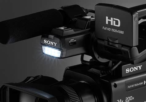 Kamera Sony Hxr Mc1500p Hd sony hxr mc2500 v箘deo kamera profesyonel kameralar