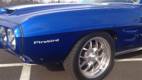 gas ls for sale 1969 turbo ls pontiac firebird ram air fuel injected