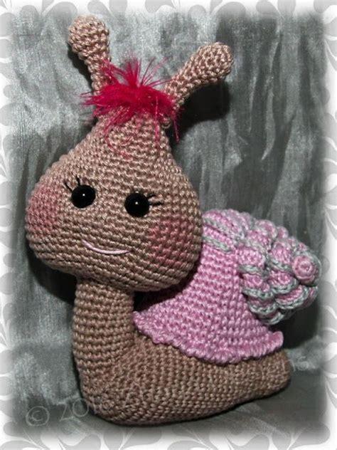amigurumi snail pattern free best 25 crochet snail ideas on pinterest crochet animal