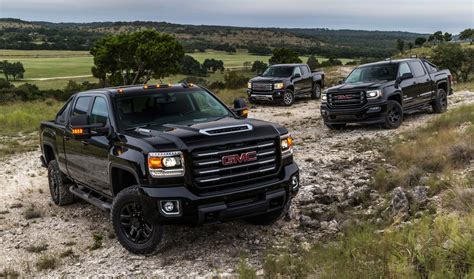 2017 gmc 2500hd review ratings specs prices and
