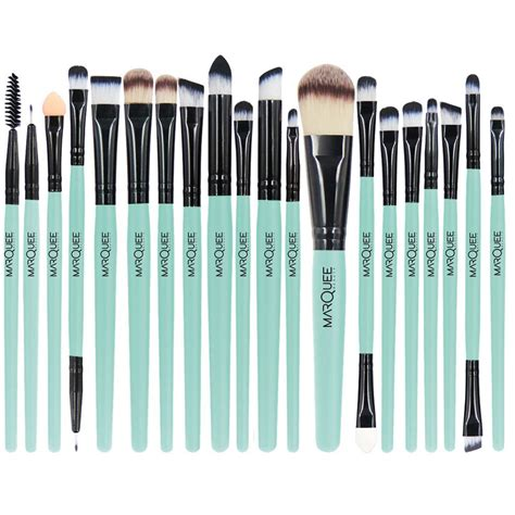Make Up Set 7in1 Free Wallet Brush Cosmetic Tool Alat Rias eye makeup brushes set mugeek vidalondon