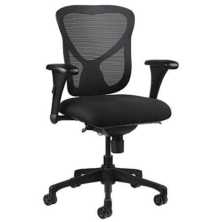 workpro chairs workpro 769t commercial office task chair black office depot