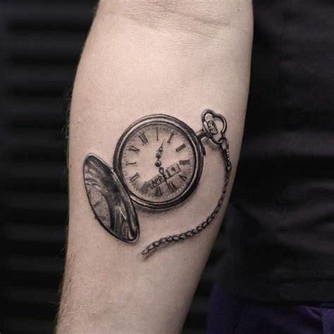 tattoo wrist watch 30 best pocket watch tattoo images on pinterest pocket