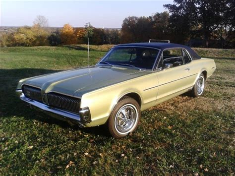 how to work on cars 1967 mercury cougar lane departure warning 1967 mercury cougar xr7 for sale classiccars com cc 646172