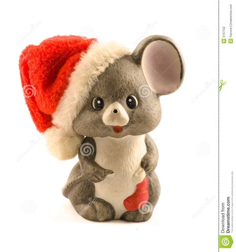 images of christmas mouse christmas mouse stock photo image of isolated shiny