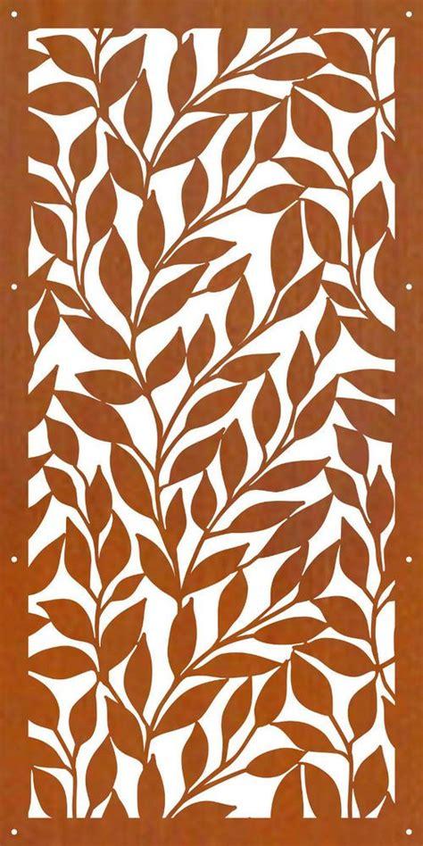 Leaf Pattern Metal Screen | 398 best patterns images on pinterest arabesque
