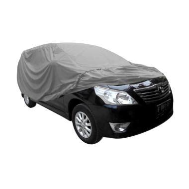 Cover Mantroll Mobil Toyota Vellfire Biru Merah jual produk cover mobil innova harga promo diskon blibli