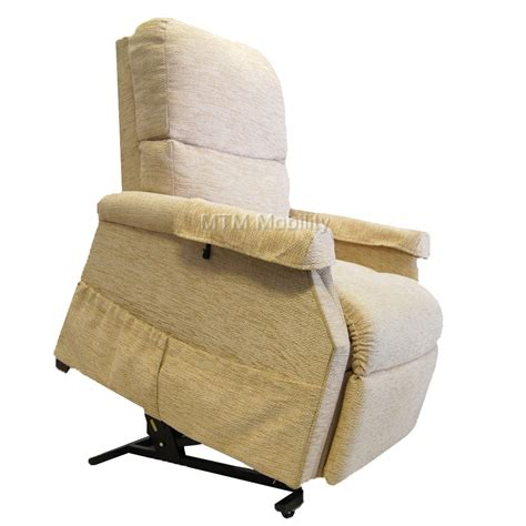 Electric Riser Recliner Chairs Single Motor Lift Chairs