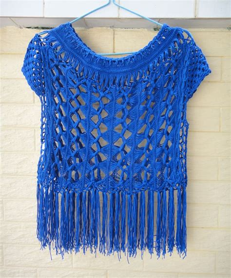 Handmade Crochet Tops - 225 best images about handmade crochet tops on