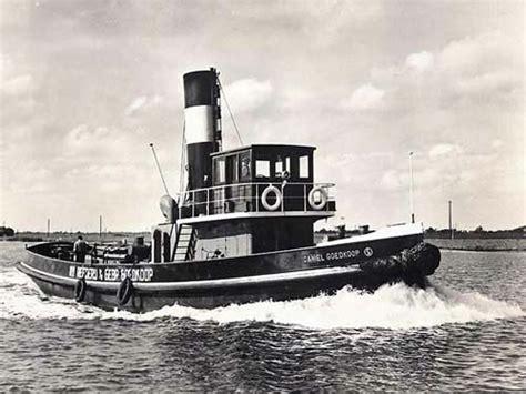 sleepboot tina stoomboot daniel no 3 reederij gebr goedkoop