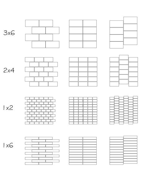 tiles layout jsp exle exles of rectangular tile designs yahoo search