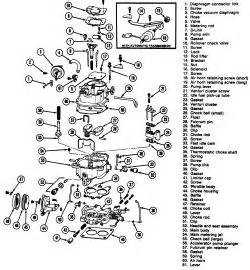 autolite 1100 carburetor exploded view | autos post