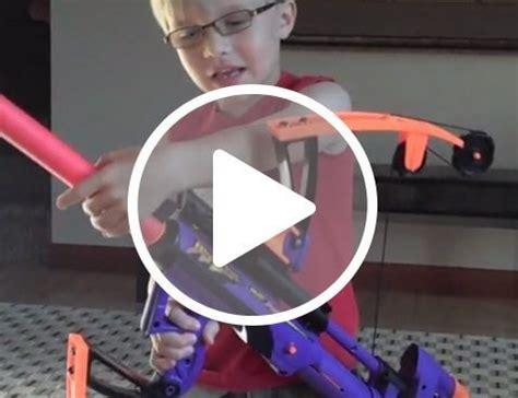 nerf tooth extractor gun (video)