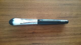 avere makeup brush set  case product review