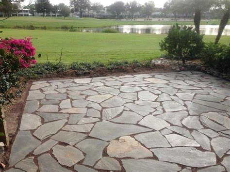precautions to take flagstone pavers decorifusta