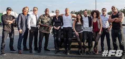 fast and furious 8 in egypt fast furious actor vin diesel announces return of