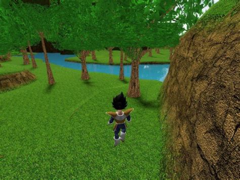 game dragon ball online mod java vegeta in flight image dragonball source mod for half