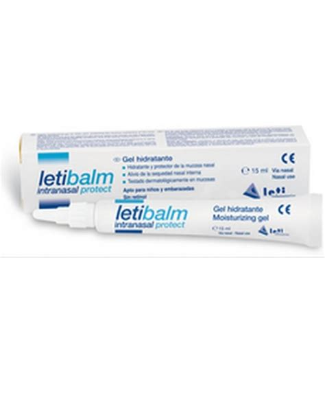 Qq Gel 15 Ml letibalm gel intranasal 15 ml farmachachi