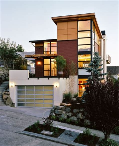 contemporary home exterior new home designs modern house exterior designs images