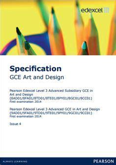 art and design 2016 pearson qualifications edexcel art design igcse 4fa0 4gd0 4py0 4te0