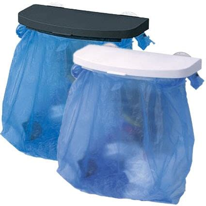 trash can for a boat boatmates trash stasher holds kitchen size bags