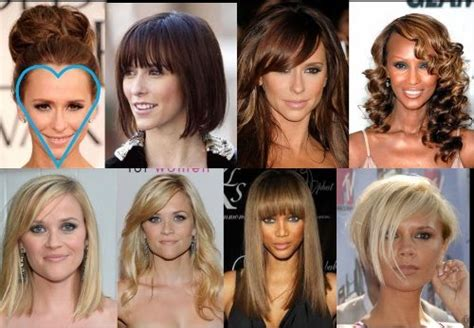 everyday hairstyles for heart shaped faces best hairstyles for your face shape heart