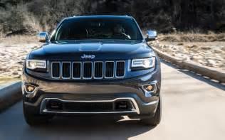 2014 jeep grand diesel drive truck trend