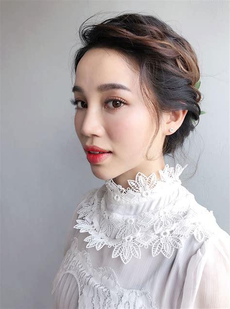 White Makeup Trend 2008 by 2018 Wedding Makeup Trends Hong Kong Wedding