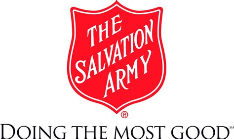 Salvation Army Donation by The Salvation Army Starts The Season With