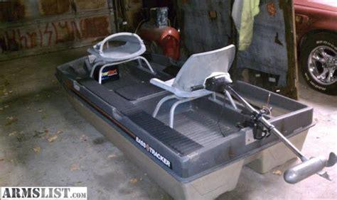 armslist for sale trade basstracker bantam 3x boat - Bass Tracker 2 Man Boat Seats