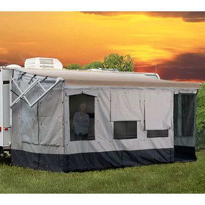 tent trailer awning replacement screen storage rooms