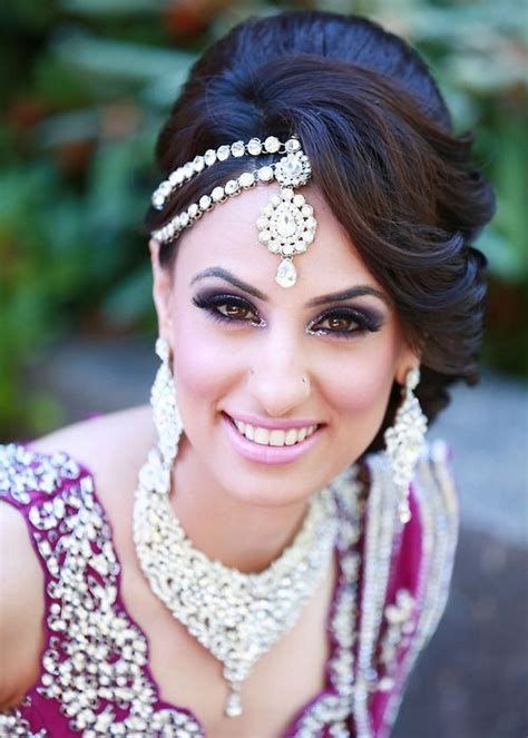 Indian Wedding Hairstyles by Indian Bridal Wedding Hairstyles Trends 2018 2019