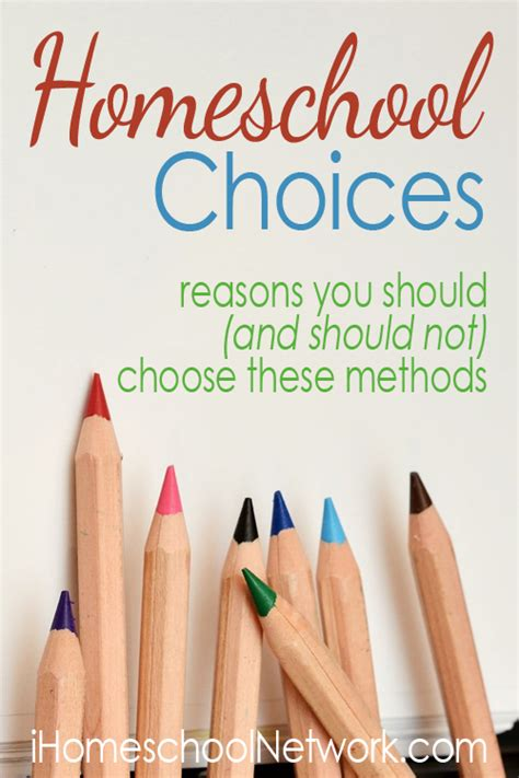 8 ultimate tips of choosing homeschooling methods