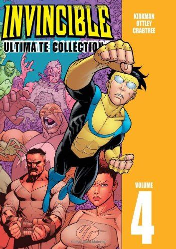 invincible ultimate collection volume 12 bill crabtree author profile news books and speaking