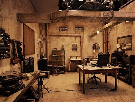 bond room bond spectre triggers auction of exclusive on the set photos