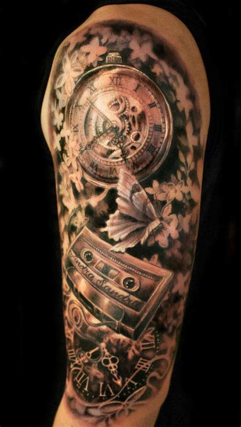 related keywords suggestions for half arm sleeve related keywords suggestions for owl arm tattoo clock