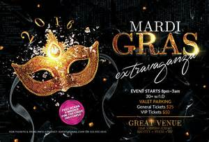 mardi gras powerpoint template mardi gras flyer template 2 by creativb graphicriver